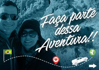 Faça parte desta aventura!